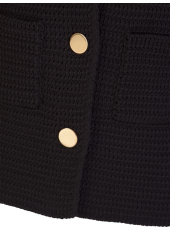 Bottega Veneta Buttoned Jacket