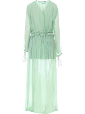 AMIRI Crinkle Dress