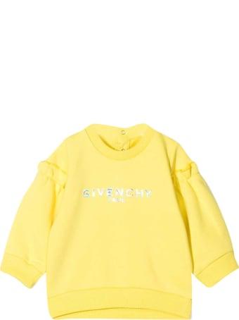 Givenchy Yellow Sweatshirt