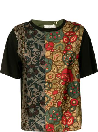 Pierre-Louis Mascia Abstract Print T-shirt