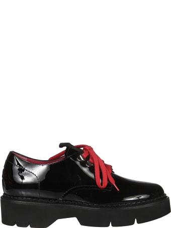 181 Alberto Gozzi Classic Laced Up Shoes