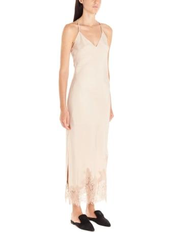 Gold Hawk 'lucy' Dress