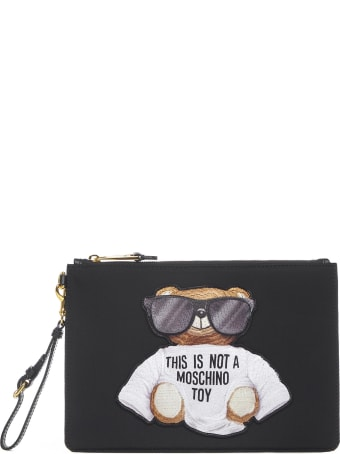 Moschino Moshcino Teddy Clutch