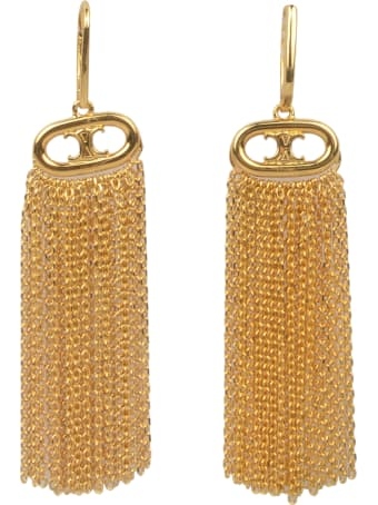 Celine Maillons Triomphe Chain Errings