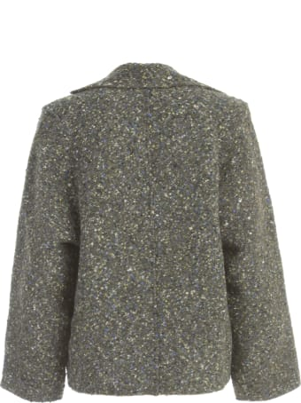 Boboutic Tweed Jacket W/ Bottons