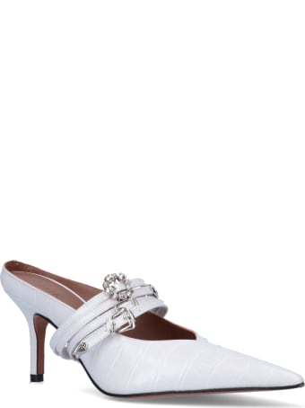 Abra Flat Shoes