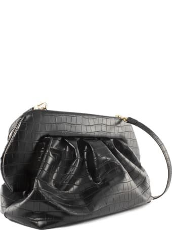 THEMOIRè Black Bios Shoulder Bag