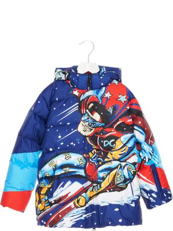 Dolce & Gabbana 'supereroi' Jacket