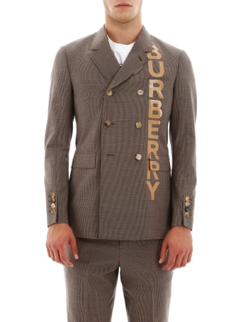 Burberry New Logo Blazer