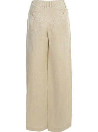 Uma Wang Pisgah Wide Leg Pants