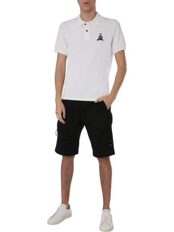 C.P. Company Regular Fit Polo