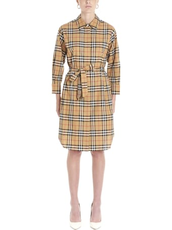 Burberry 'isotto' Dress