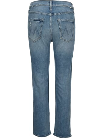 Mother The Tomcat Cropped Jeans
