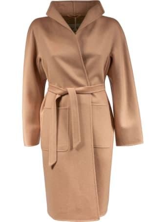 Max Mara Lilia Belted Coat