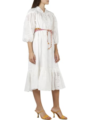 Zimmermann Riders Panelled Dress