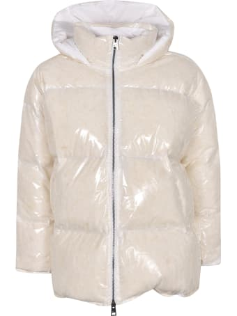 Goose Tech Over Short Down Jacket