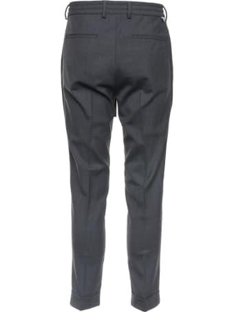 Paolo Pecora Paolo Pecora Gray Trousers