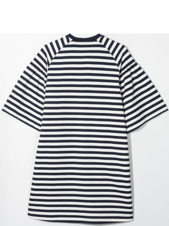 Alberta Ferretti Striped T-shirt Model Dress