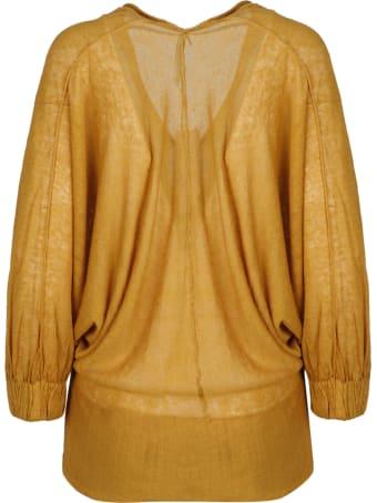 PierAntonioGaspari Soft Linen Sweater