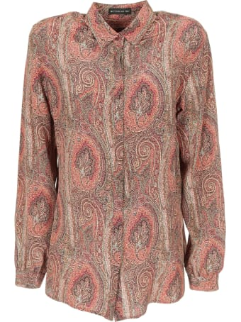 Etro Long Sleeves Shirt