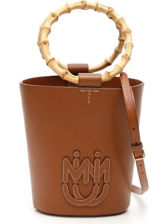 Miu Miu Bamboo Satchel Bag