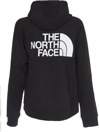 The North Face Black Hoody With Logo
