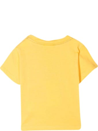 Fendi Yellow T-shirt