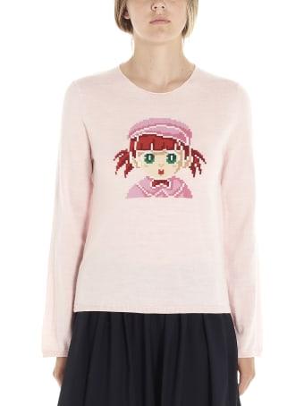 Comme Des Garçons Girl 'girl' Sweater
