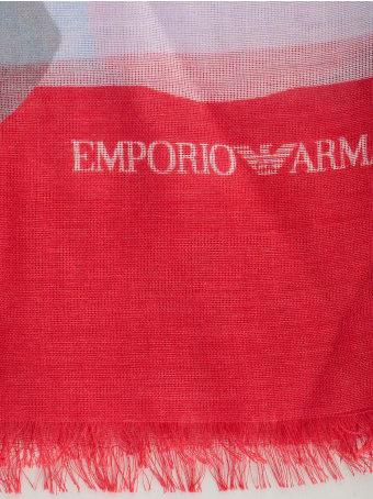 Emporio Armani Stole 67x176