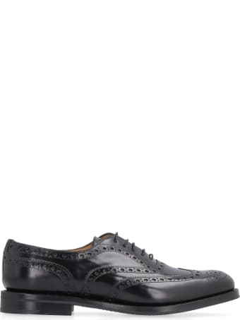 Church's Burwood Leather Brogue Shoes