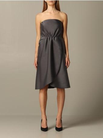 Giorgio Armani Dress Giorgio Armani Draped Dress