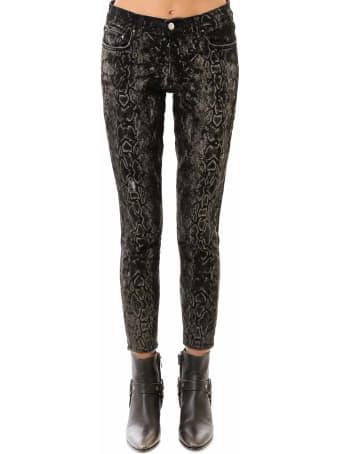 AMIRI Laser Snake Stack Jean Jeans