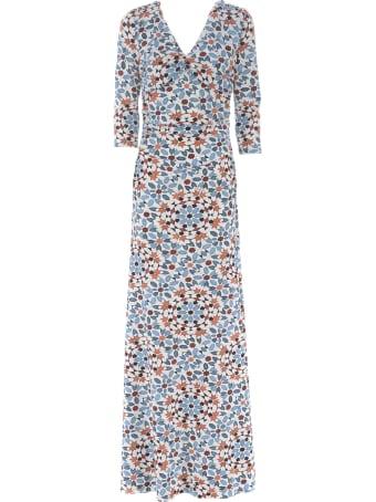 Roberto Cavalli Slim Printed Dress