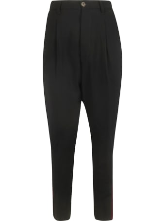 Ibrigu Balloon-leg Trousers