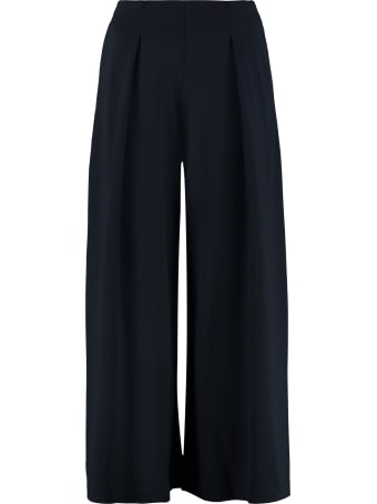 Weekend Max Mara Pevera Knitted Cullotte Pants
