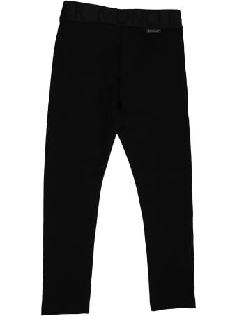 Moncler Leggings Black