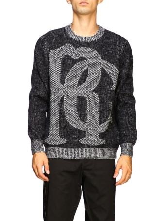 Roberto Cavalli Sweater Sweater Men Roberto Cavalli