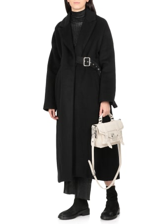 Andrea Ya'aqov Coat With Belt