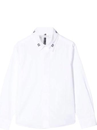 Givenchy White Shirt Teen