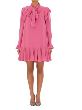 Alexander McQueen Georgette Dress