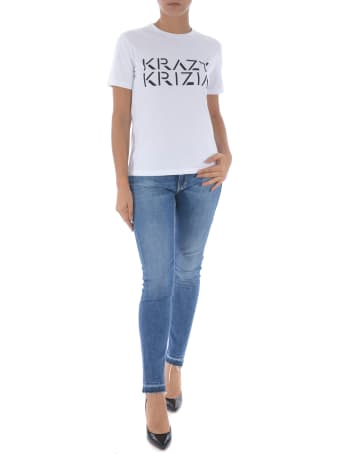 Krizia Short Sleeve T-Shirt