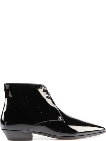 Saint Laurent Jonas 25 Lace Up