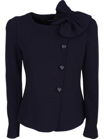 Emporio Armani jersey jacket