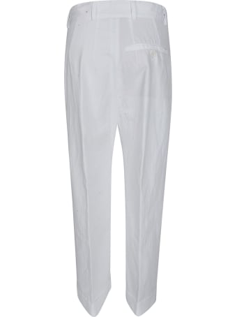 Aspesi Classic Semi-fitted Trousers