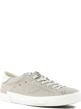 Philippe Model Prsx Basic Grey Sneaker