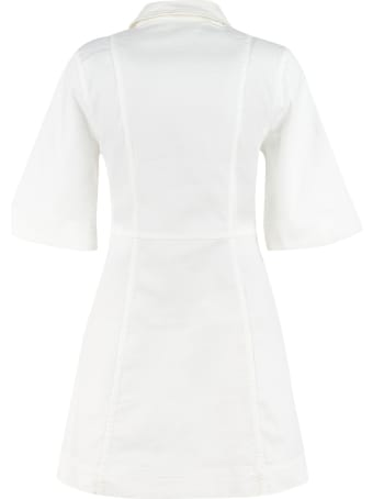 Baum und Pferdgarten Abera Cotton Mini-dress