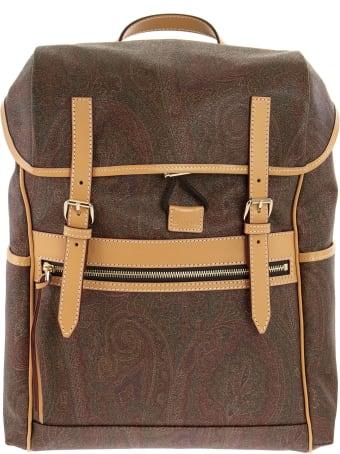 Etro Classic Paisley Backpack