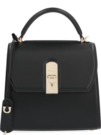 Salvatore Ferragamo 'boxy' Bag