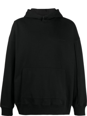 A-COLD-WALL Dissection Hoodie In Black Jersey