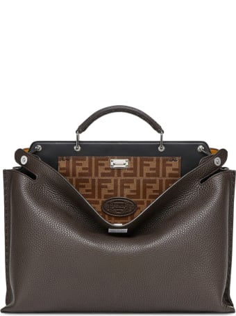 Fendi Leather Peekaboo